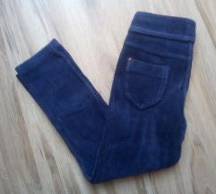 Dečije C&A somotske pantalonice...