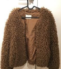 Teddy jaknica Bershka M