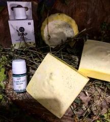 Zalfija prirodni sapun