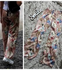 Savrsene satenske pantalone,Uni