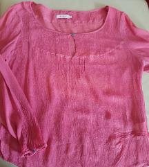 Jackpot transparentna svilena bluza