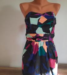 H&M haljina sa printom
