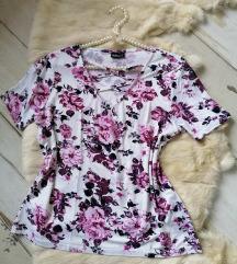 Janina majica Cvetna nova L