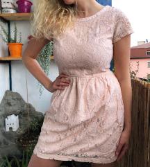 H&M Conscious cipkasta haljina