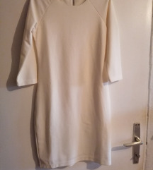 Iconic prljavo bela haljina M/L