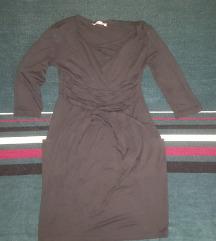 Crna kratka haljinica\tunika marke OXYD
