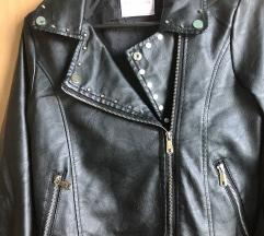 Nova crna jakna S