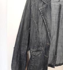 Snizena teksas jakna
