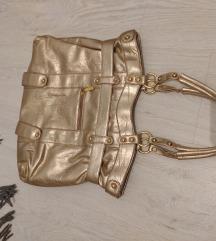 Chloe zlatna torba