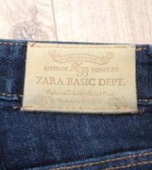 Zara basic farmerke 34snizene 500