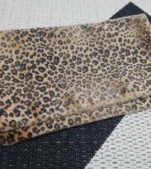 Animal print torba