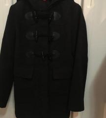 Tamnosivi H&M kaput