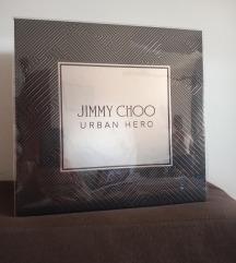 Set Jimmy Choo Urban Hero edp100ml+edp7,5+ASb100ml