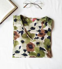Koton cvetna bluza