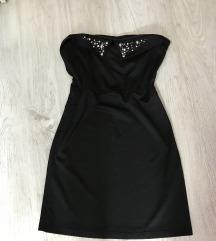 Svecana crna haljinica AKCIJA!