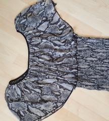 Tally weijl bluza zmijski animal print