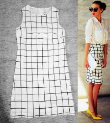 RASPRODAJA!!! KOTON checkered haljina