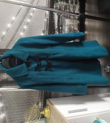 Plavi kaput, pelerina.
