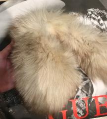 Prirodno krzno od lisice SNIZENO 2500