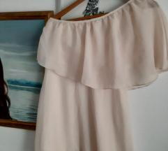 Letnja haljina off shoulder