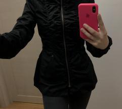 Nova crna jakna saten