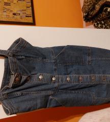 H&M haljina teksas
