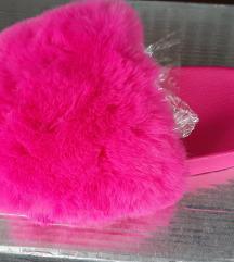 papuce pink