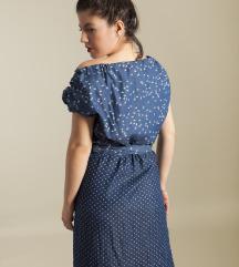 Lolam plava duga haljina