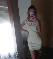 Prelepa uska bela haljinica SNIZENO 💞