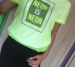 Neon majica xs s