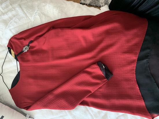 Crvena tunika/haljina