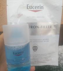 Eucerin micelarna voda i maska za lice Novo