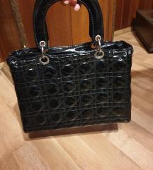 Crna torba like Dior