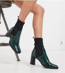 Prelepe čizme od kroko kože