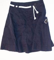 Suknja Steve Ketele 5308 Suknja plava vel. M/L/40