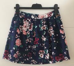 ONLY floral suknjica
