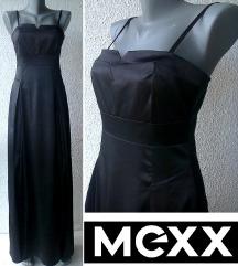crna duga svečana haljina br 36 MEXX