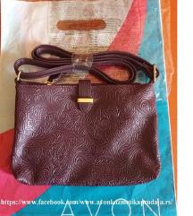 Alexis torba za preko ramena ljubicasta Avon