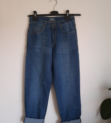 Mom jeans highwaist