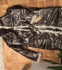 Duga zimska jakna NOVA