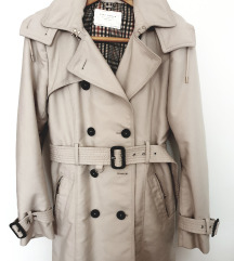 Zara trench mantil M