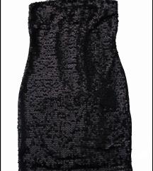 Fishbone top haljina kao nova XS