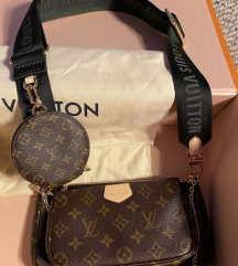 Louis Vuitton multi pochette bag