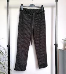 Prugaste pantalone MADE IN ITALY