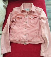 Zara  narandzasta teksas jaknica