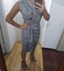 H&M siva haljina S