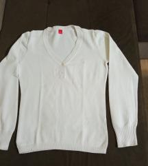 Esprit beli džemper