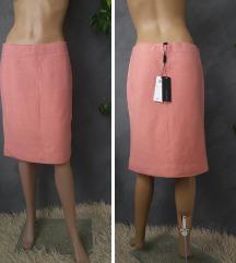 Marccain vunena roze suknja