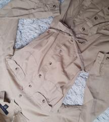 Amisu Safari haljina kosulja