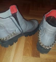 Zimske cipele  PRAVA KOZA
